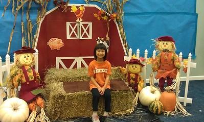 Village Harvest Party