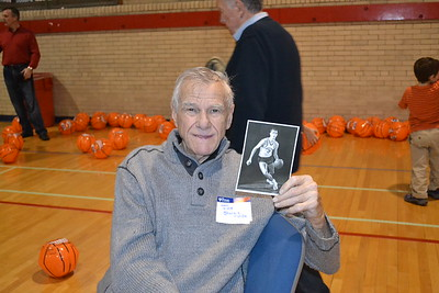 Joe Sturgis C'56 L'59, Penn basketball great
