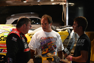 Don O'Neal - Tader Masters (MasterSbilt Race Cars) - Cody Mahoney (Crew Chief)