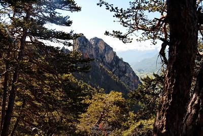 Clot du Puy - Crête de la Rortie