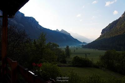 Au matin - Vallée de Freissinières