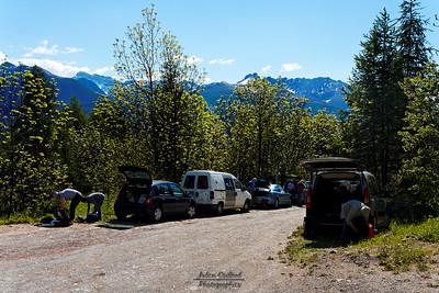 Champcella - Parkig des Faures