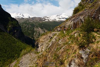 Dormillouse - Itinéraire des cascades