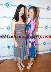 Bee-Shyuan Chang, Alina Cho attend The World of Children Award 15th Annual Awards Ceremony on Thursday, October 25, 2012 at 583 Park Avenue (at East 63rd Street), New York City (Photos by Christopher London ©2012 ManhattanSociety.com)