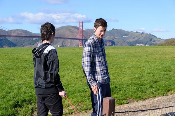 Walk At Crissy Field