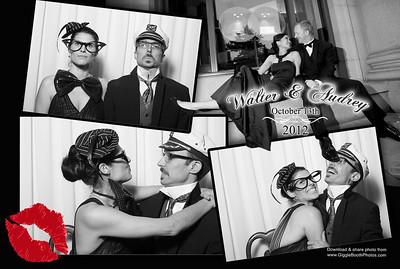 Walter & Audrey Wedding