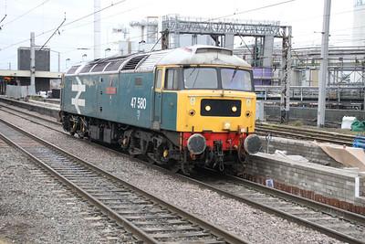 47580 1438-0z47 Wymondham-Carnforth