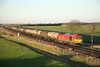 26 March 2012 :: 60011 at Colton Junction with 6D43, Jarrow to Lindsey empty oil tanks
