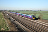 27 March 2012 :: a pair of First Transpennine Express Class 185's head North at Colton Junction