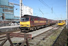 26 March 2012 :: 60045 passing Warrington Bank Quay with 6F81, Liverpool Bulk Terminal to Fiddlers Ferry