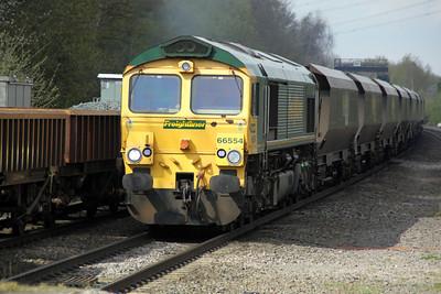 66554  1108/4H70 Rugeley-Daw Mill