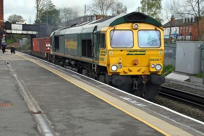 66567  1637/4o55 Leeds-Southampton