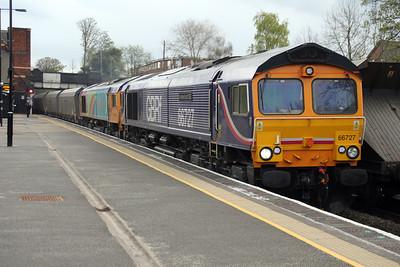 66727_66720  1318/4v94 Doncaster-Portbury