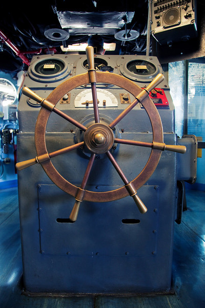 uss midway helm