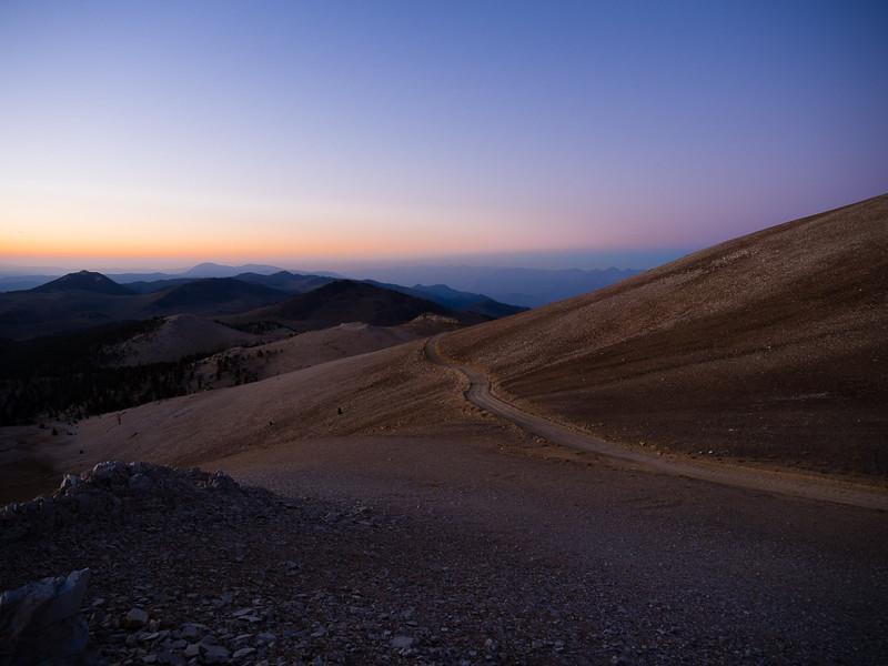 Sunrise of the Sierra