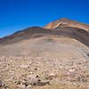 Straight toward White Mountain