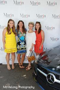 Sienna Rogers, Alicia Van Oast, Kirsten Shilakes and Dawn Zierk