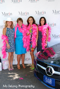 Cece McGrain, Karen Turrini, Nancy Ghillotti and Cheryl Bacchi