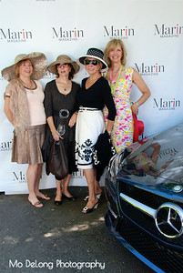 Nancee Rubinstein, Tina High, Maria Pitcairn and Andrea Schultz