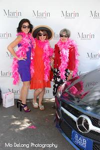 Lorraine Gauthier, Debi Geller and Karen Noreen