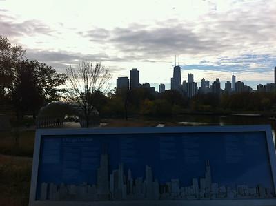 With Samara In Chicago
