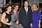 Blair Metrailler, Chris Breck, Edouard Metrailler, and Tatiana Perkin