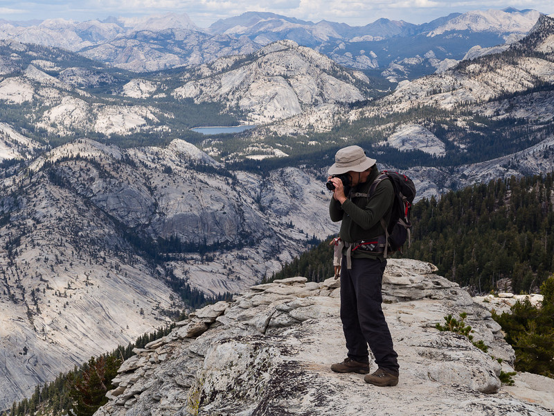 Photos from the ridge