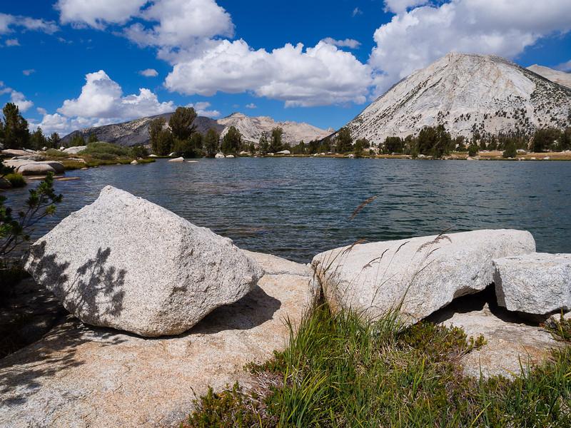 Beside Young Lake 3