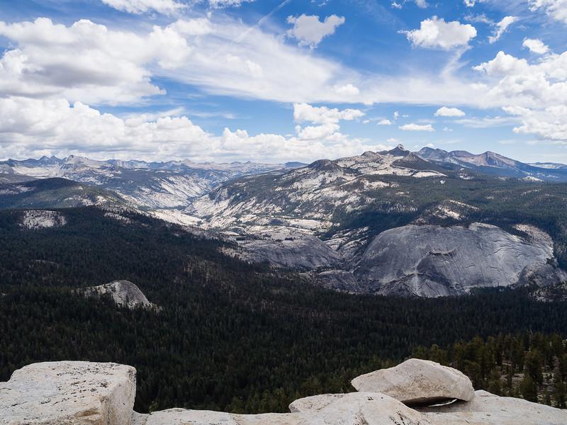 Southeastern Yosemite