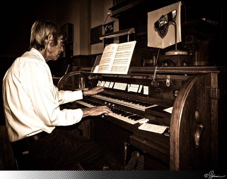 St-Andrews-Organiste