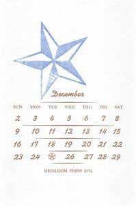 December, 2012, Heirloom Press