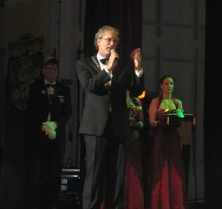 Prinsenproclamatie met burgemeester Thom de Graaf