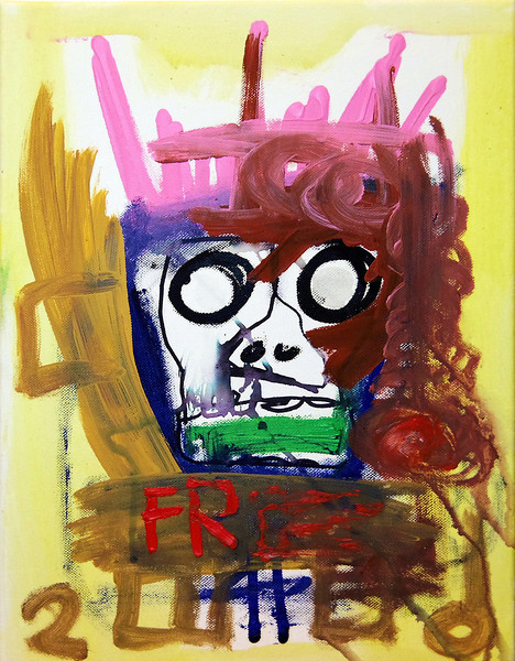 51 - Frida - 40x30cm