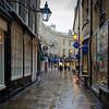 Rainy Cambridge