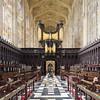 Cambridge, King's College Chapel