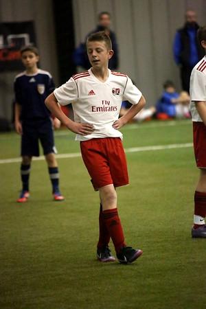 BOYS U12A AC MILAN DETROIT RED