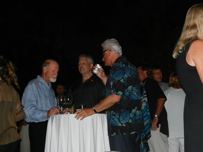 Larry Wolf, Dave Boochever and Joel Ruben.