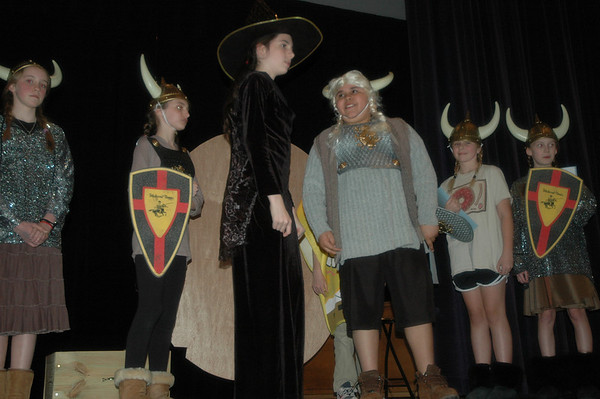 Drama Club Spring Production