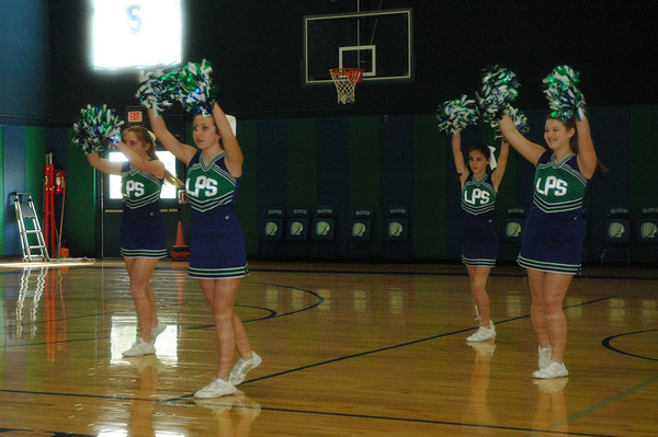 January Pep Rally with Flash Mob