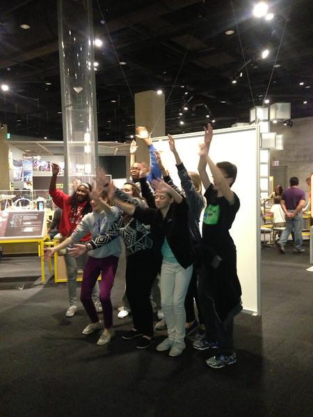 Perot Museum Field Trips