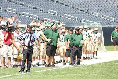 2012-08-25 Football vs. Mt Carmel