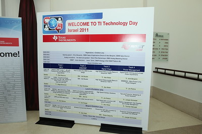 TI-AVNET TECH-DAY 25.10.11