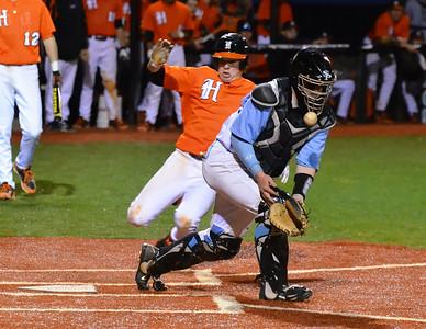 SP Baseball v Hoover 3-19-13