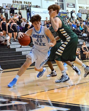 #40 SP Varsity Basketball