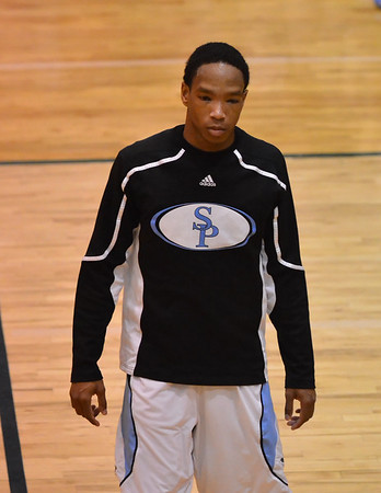 SP v Oak Mtn Boys Basketball Area Tourn 2-11-13