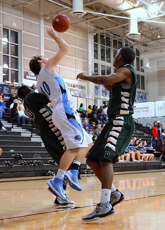 SP v Pelham Varsity Boys Basketball 1-25-13