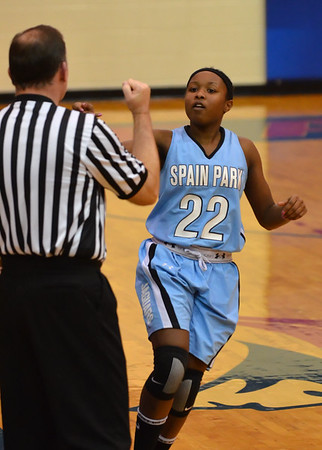 SP v Homewood Girls Basketball 2-4-13