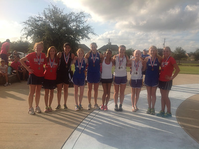Varsity Girls Top Ten