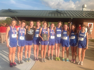 JV Girls Champs