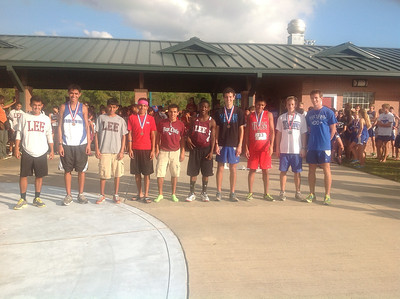 Varsity Boys Top Ten